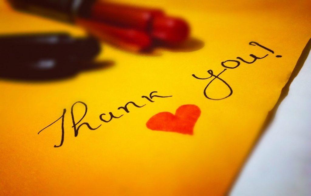 Hindi Poetry to say thank you - धन्यवाद्