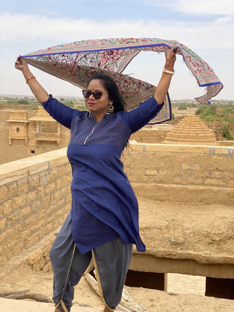 A Hindi poetry on International women day - क्यों > अर्चना की रचना